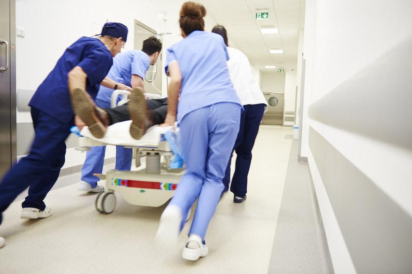Często pomoc medyczna potrzebna jest natychmiast /123RF/PICSEL