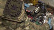 Częstochowa: Bombowy arsenał w mieszkaniu 67-latka