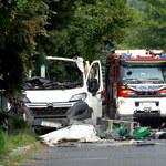 Częstochowa: Koniec akcji po wybuchu butli z gazem. Strażacy wydobyli ciała