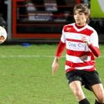 Członek One Direction debiutuje jako piłkarz