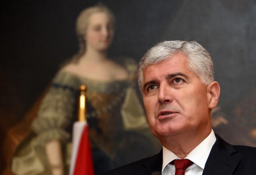 Członek Prezydium Bośni i Hercegowiny Dragan Czović /AFP