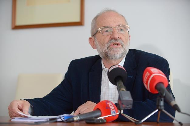 Członek rady Mediów Narodowych Juliusz Braun /PAP
