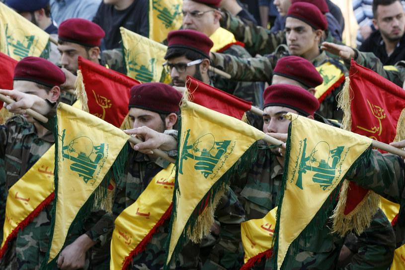 Członkowie Hezbollahu /AFP