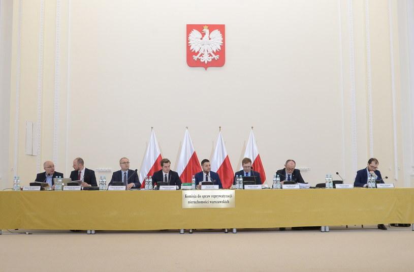 Członkowie komisji weryfikacyjnej /Marcin Obara /PAP
