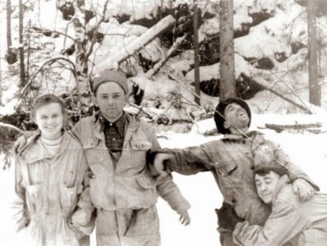 Członkowie wyprawy na Otorten /materiały prasowe