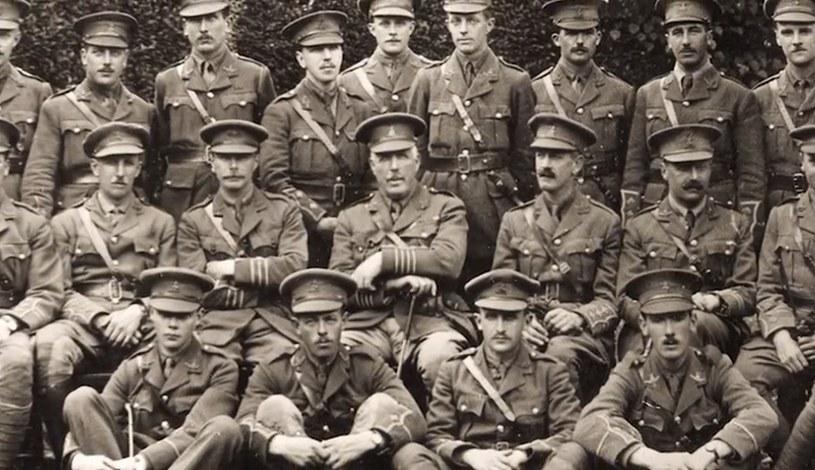 Członkowie zaginionego V batalionu /Alexis Brand /YouTube