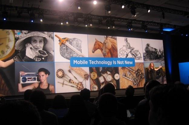 Człowiek jest platformą mobilną. I to od zawsze /INTERIA.PL