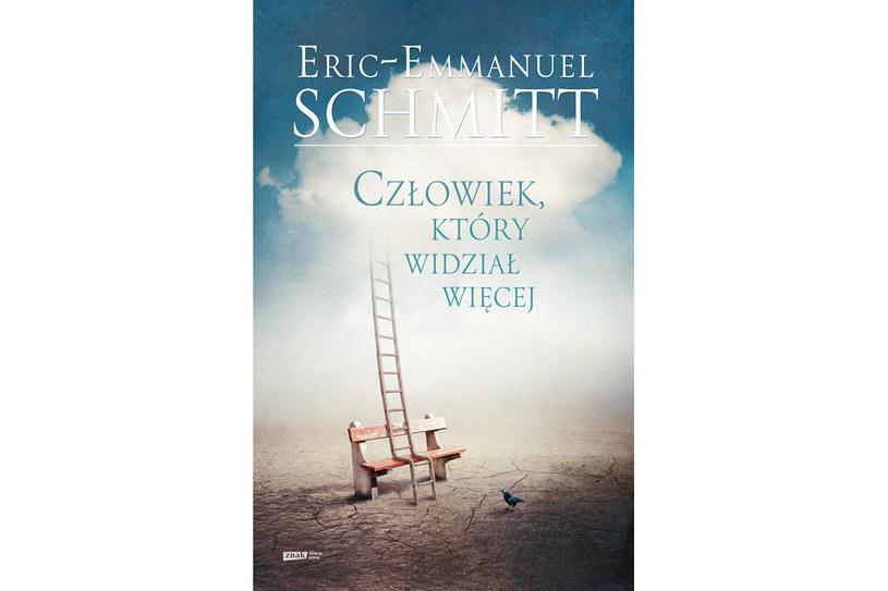 """""""Człowiek, który widział więcej"""" Eric-Emmanuel Schmitt /Wydawnictwo Znak"""