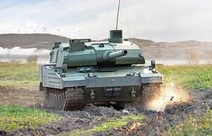 Czołg Altay. Narodowy projekt pancerny Turcji