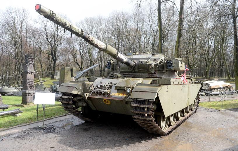 Czołg CENTURION MK-5 /Bartłomiej Zborowski /PAP