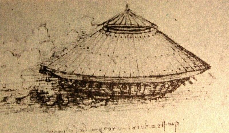 Czołg Leonarda da Vinci /Wikimedia Commons /materiały prasowe
