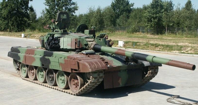Czołg PT-91 // fot. Pibwl // zdjęcie pochodzi z oficjalnej strony gry - aw.my.com /materiały źródłowe