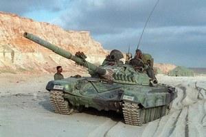 Czołg T-72 /internet /