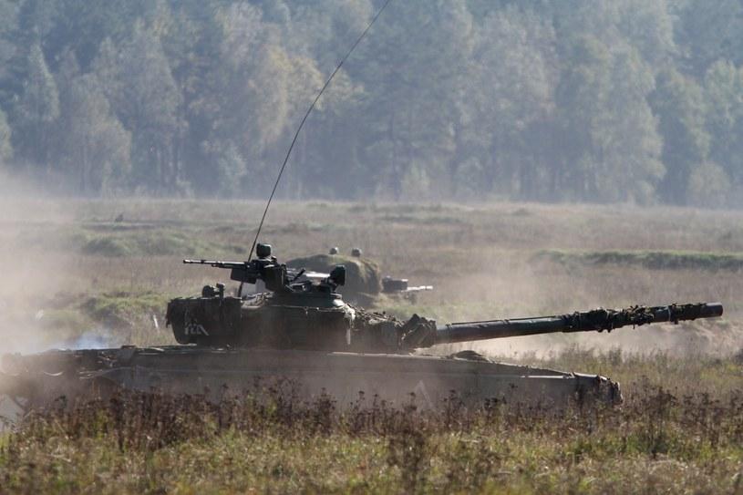 Czołg T-72 /Jan Kucharzyk /East News