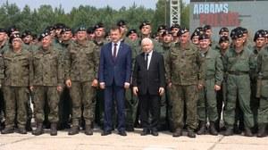 """Czołgi Abrams dla Polski. """"Szybka odpowiedź na zagrożenia"""""""