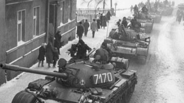 Czołgi na ulicach, cisza w mieszkaniach. W RMF FM wspominamy, co działo się 13 grudnia 1981 roku