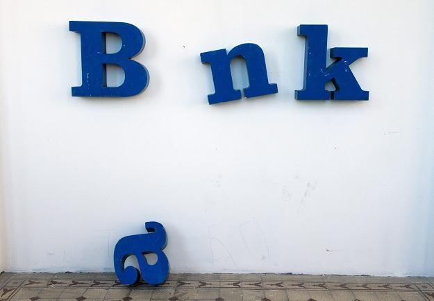 Czołowe banki Portugalii miały 2 mld euro straty /AFP
