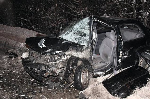 Wypadek w Bielsku Białej