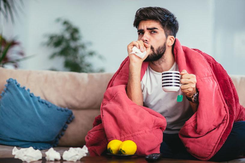 Czosnaczek na przeziębienie /©123RF/PICSEL