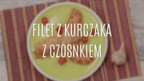 Czosnkowy filet z kurczaka