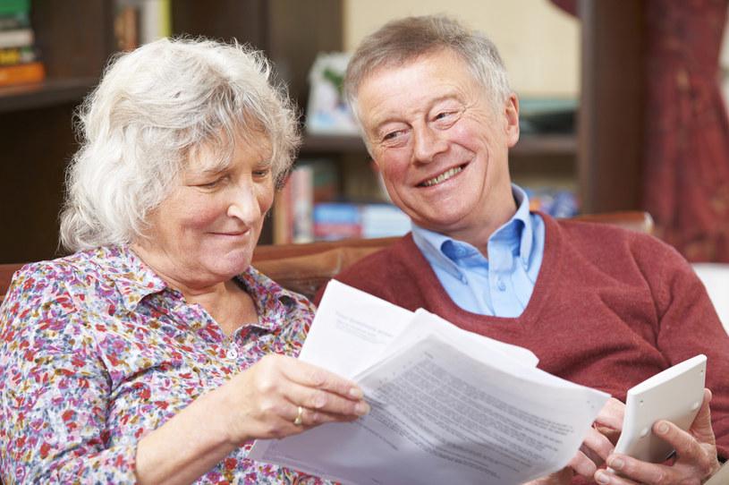 Czternastą emeryturę otrzyma ponad dziewięć milionów osób /123RF/PICSEL