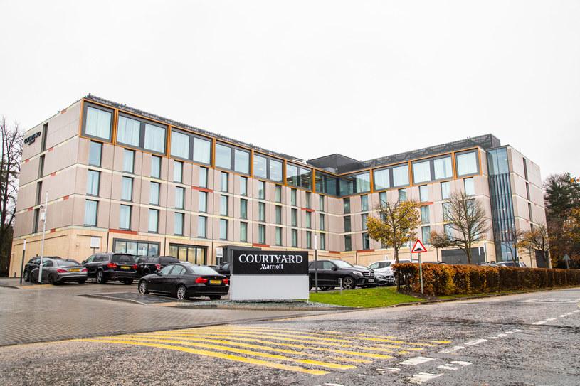 Czterogwiazdkowy hotel działający pod marką Courtyard by Marriott w Edynburgu / inf. prasowa /&nbsp