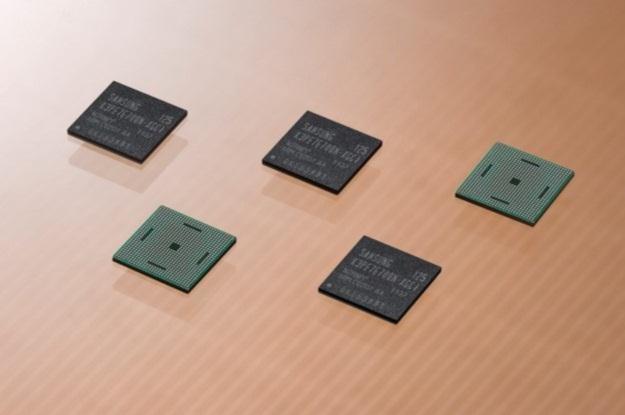 Czterordzeniowe procesory Samsunga już wkrótce w sklepach /Internet