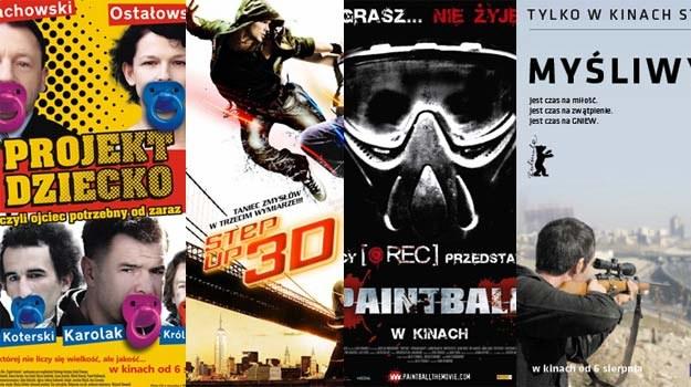 Cztery filmy, cztery kraje, cztery gatunki /materiały prasowe