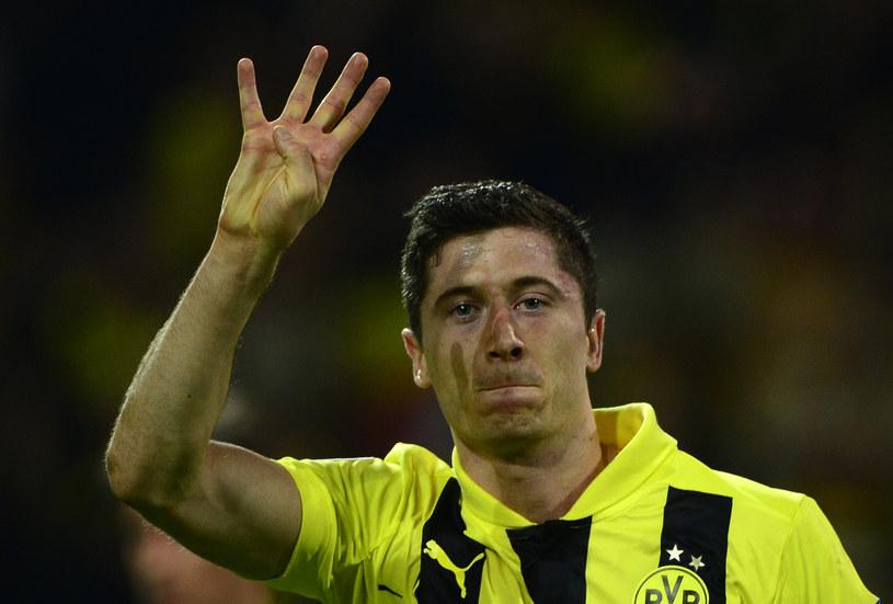 Cztery gole w półfinale Ligi Mistrzów - tak grają tylko wielkie gwiazdy futbolu /AFP