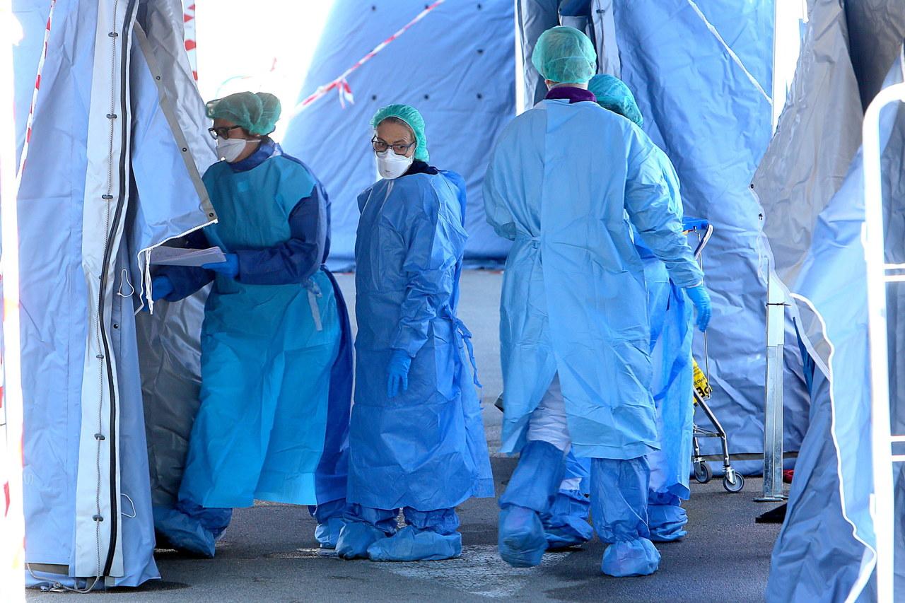 Cztery kolejne przypadki koronawirusa potwierdzone w Polsce
