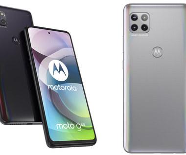 Cztery nowe telefony 5G w Plusie, w tym moto g 5G na wyłączność