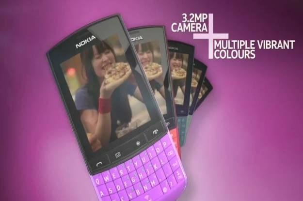 Cztery nowe telefony Nokia Asha /materiały prasowe