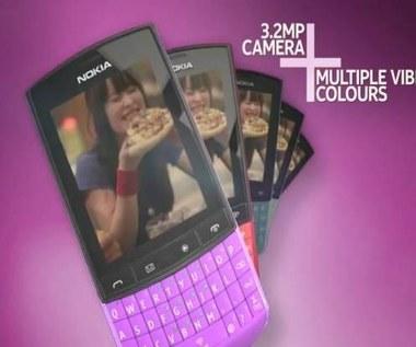 Cztery nowe telefony Nokia Asha