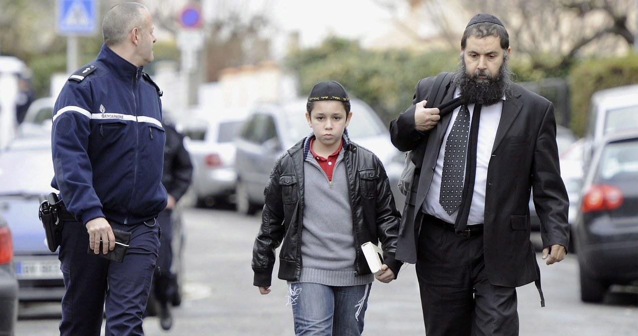 Cztery ofiary zginęły w strzelaninie przed żydowską szkołą we Francji