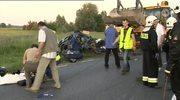 """Cztery osoby zginęły w wypadku na krajowej """"5"""""""