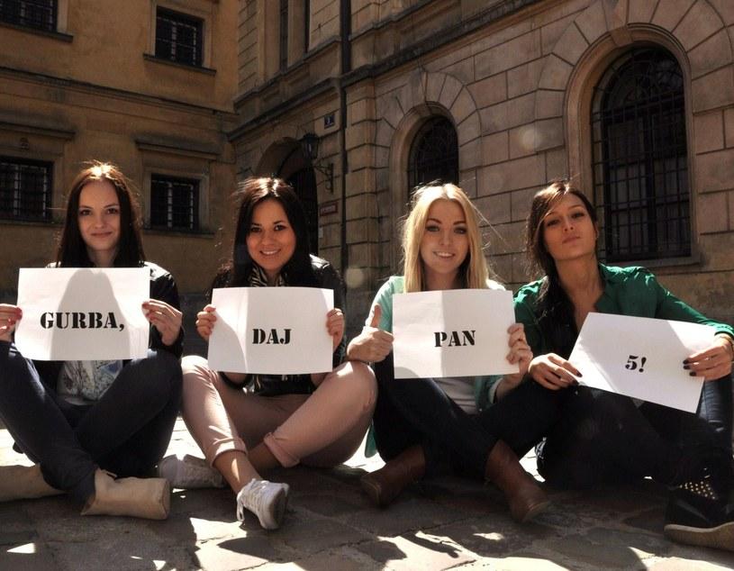 Cztery studentki z Krakowa wpadły na ciekawy pomysł na zaliczenie warsztatów /Facebook /materiały prasowe