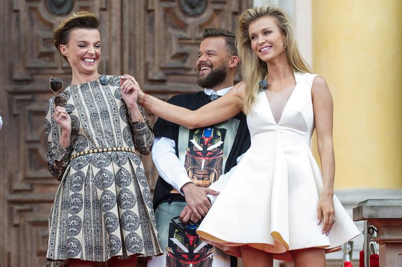 - Czuję, że jestem dopiero na początku drogi - przyznaje Katarzyna Sokołowska /Bartosz Krupa /East News