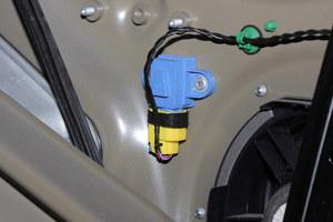 Czujnik zderzeniowy /Motor