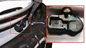 Czujniki ciśnienia w oponach – uważaj na uszkodzenia przy wymianie opon!