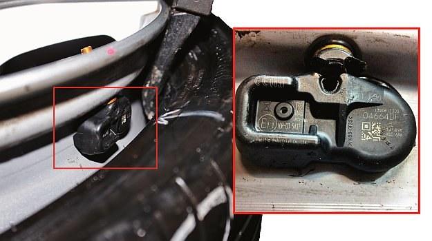 Czujniki najczęściej są niszczone przy niefachowej wymianie opon. Za naprawę musi zapłacić wulkanizator. Wymiana uszkodzonego czujnika kosztuje co najmniej 200 zł! /Motor