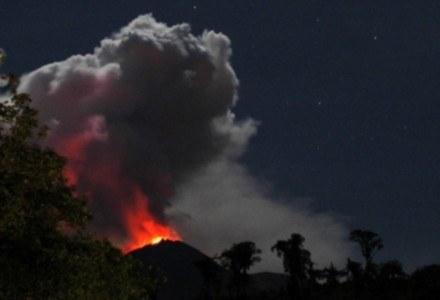 Czujniki w wulkanie pomogą zbadać Układ Słoneczny /AFP