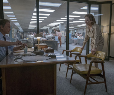 """""""Czwarta władza"""": Spielberg o wolności mediów"""