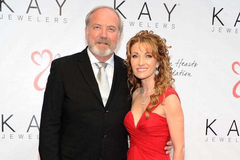 Czwarte małżeństwo z aktorem Jamesem Keachem dało jej satysfakcję i szczęście /Getty Images/Flash Press Media