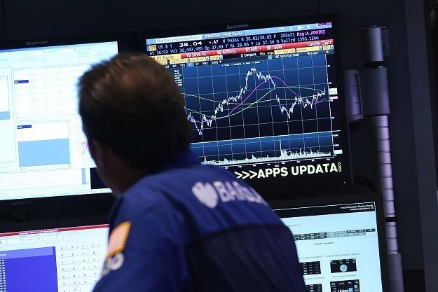 Czwartek na amerykańskich giełdach przyniósł mieszane wyniki /AFP