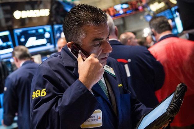 Czwartek na amerykańskich giełdach przyniósł wyraźne odbicie po poprzednich sesjach /AFP
