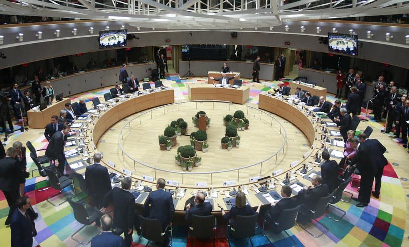 Czwartkowy szczyt UE /AFP