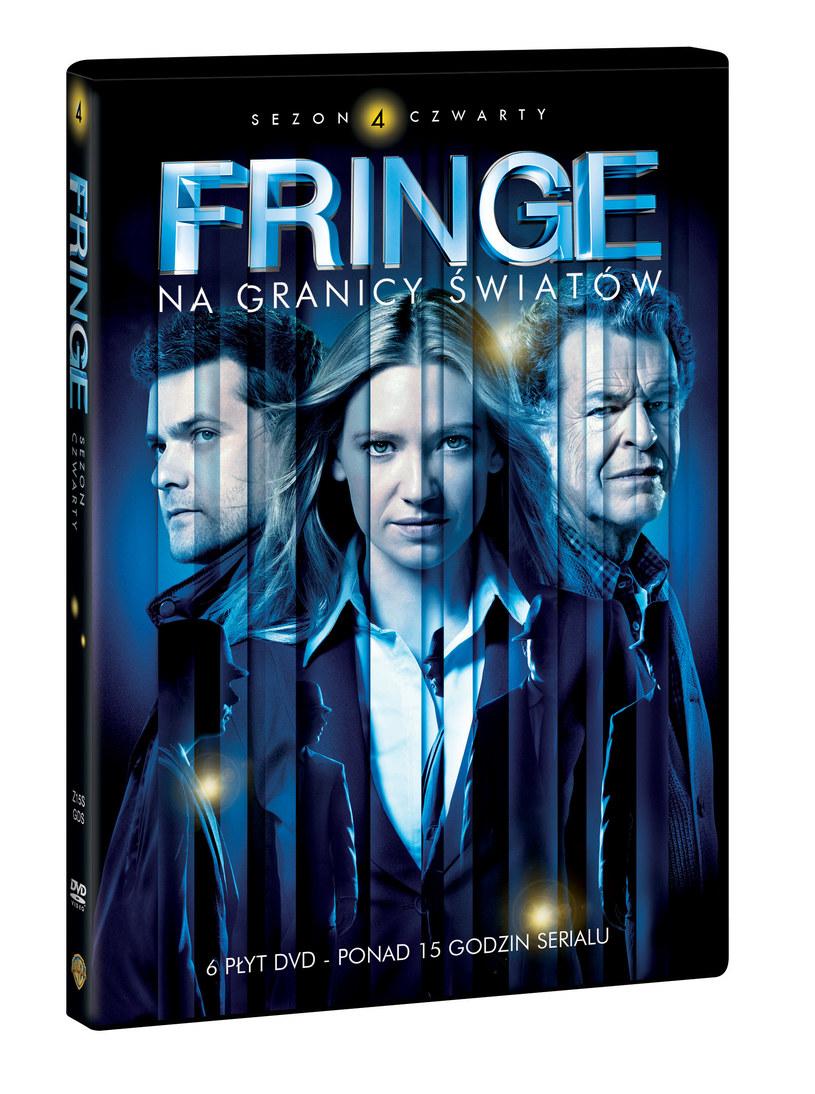 "Czwarty sezon serialu ""Fringe"" /materiały dystrybutora"