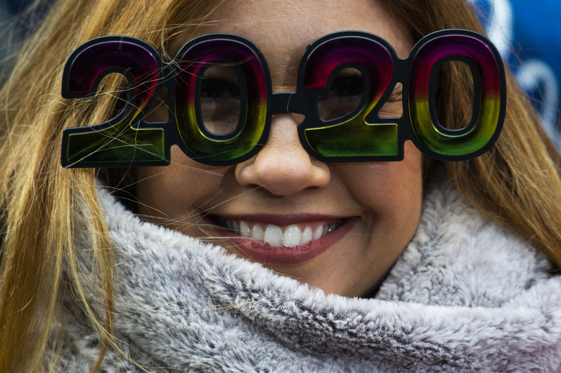 Czy 2020 rok rozpoczął nową dekadę? /EDUARDO MUNOZ ALVAREZ / GETTY IMAGES NORTH AMERICA / AFP /AFP