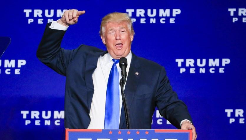 """Czy """"afera taśmowa"""" pogrąży Trumpa?"""
