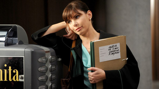 Czy Agata (Agnieszka Dygant) znajdzie w końcu miłość? /Agencja W. Impact